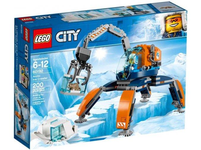 LEGO City 60192 Polární pásové vozidlo