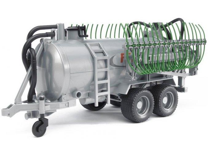 BRUDER 2020 Přívěs cisterna s postřikovačem FLIEGL