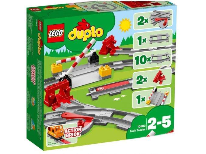 LEGO DUPLO 10882 Koleje