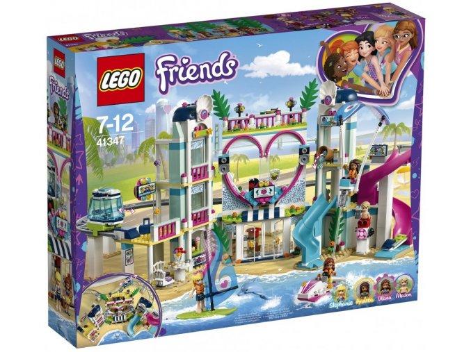 LEGO Friends 41347 Resort v městečku Heartlake