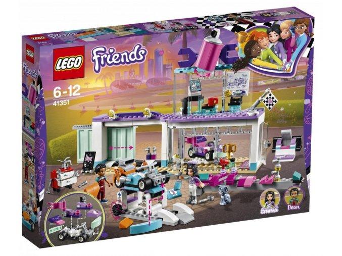 LEGO Friends 41351 Tuningová dílna