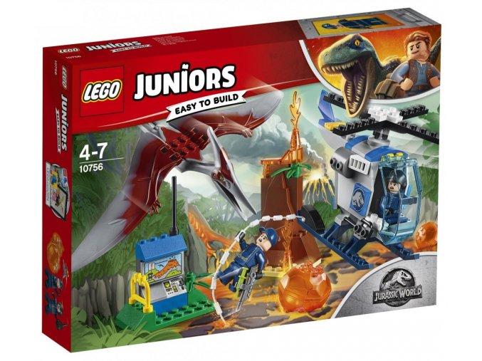 LEGO Juniors 10756 Útěk Pteranodona