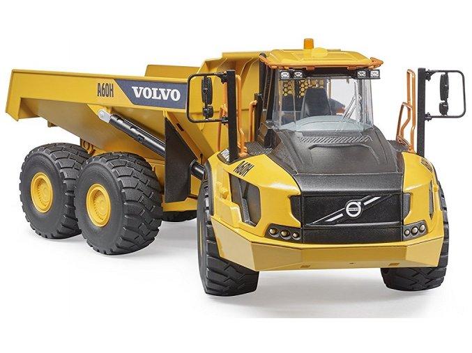BRUDER 2455 Volvo Dumper A60H