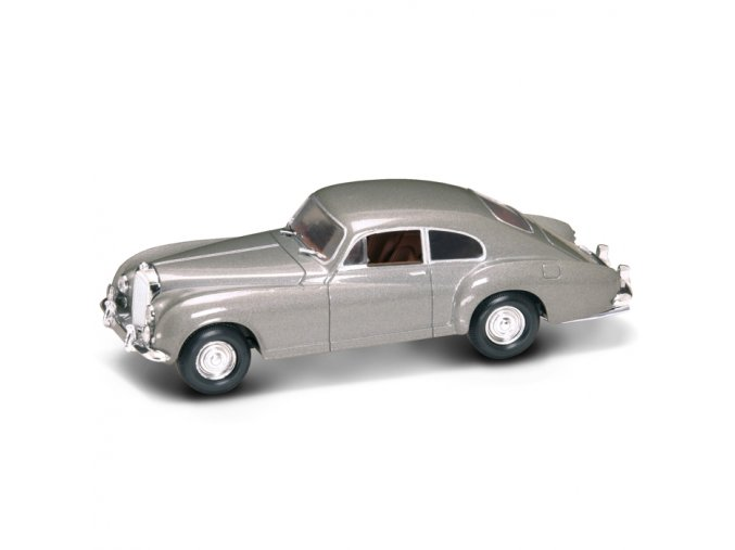 Bentley R Type Continental 1954 tm.šedé 1:43, Yatming