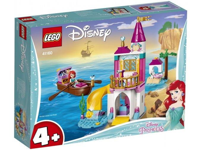 LEGO Friends 41160 Ariel a její hrad u moře