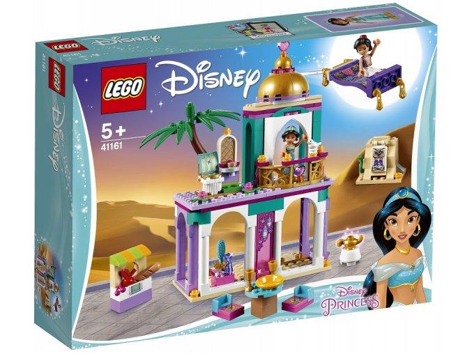LEGO Friends 41161 Palác dobrodružství Aladina a Jasmíny