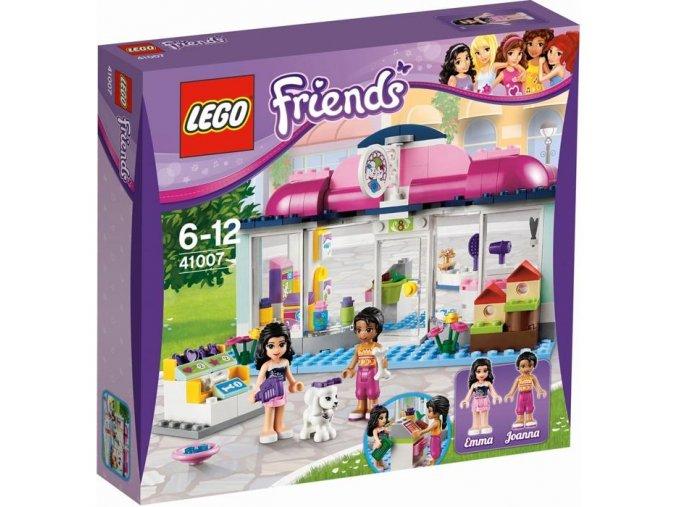 LEGO Friends 41007 Zvířecí salón v Heartlake City