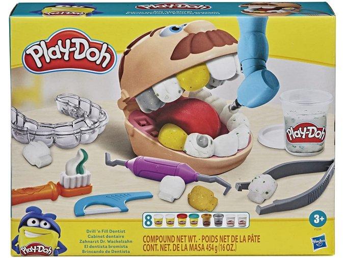Hasbro Play-Doh Zubař