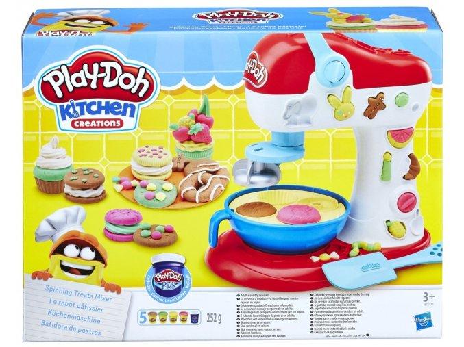 HASBRO Play-Doh Rotační mixér