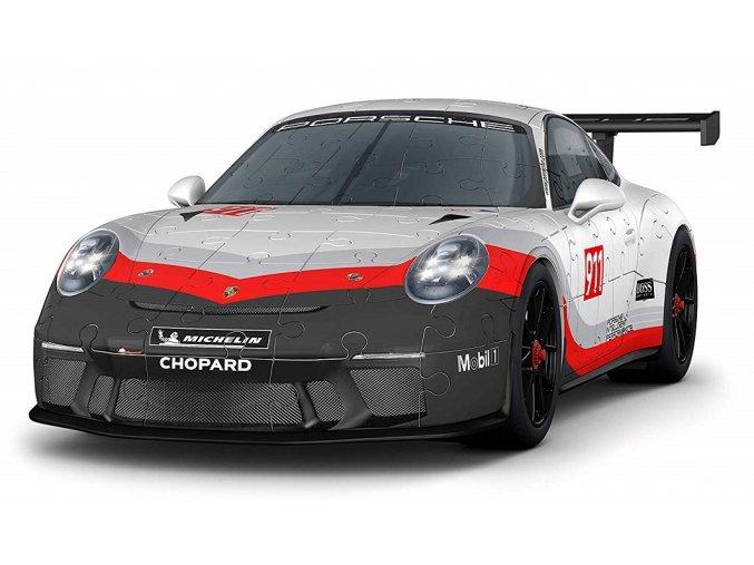 RAVENSBURGER 3D puzzle Porsche 911 GT3 Cup 108 ks