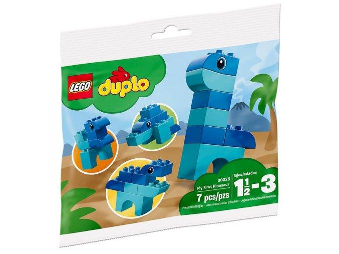 LEGO DUPLO 30325 Můj první dinosaurus