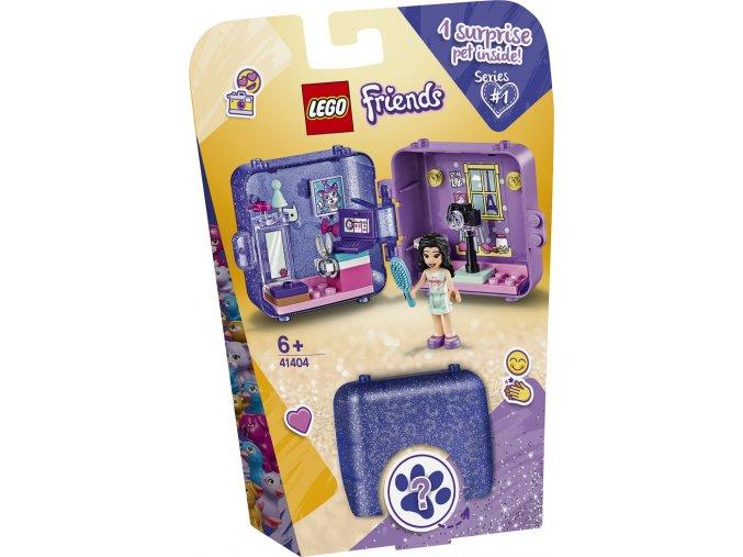 LEGO Friends 41404 Herní boxík: Emma
