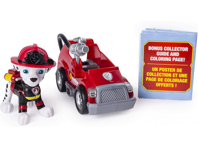 Spin Master Paw Patrol Vozidlo s figurkou Ultimate Rescue Marshall