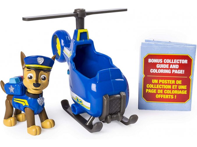 Spin Master Paw Patrol Vozidlo s figurkou Ultimate Rescue Chase