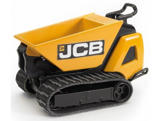 BRUDER 62005 Bworld Pásový přepravník JCB