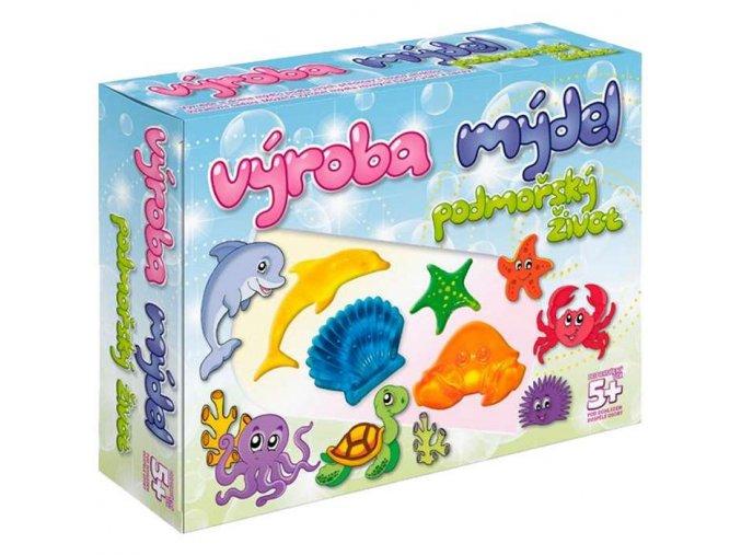 Vyroba mydel More 1