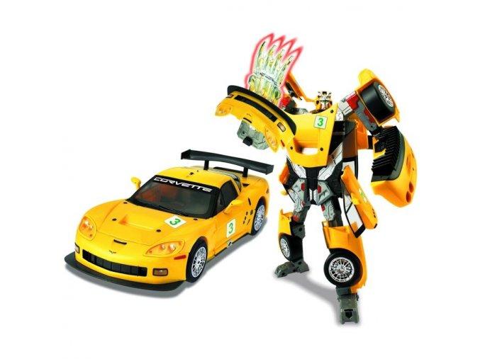 RoadBot - Corvette C6R 1:32