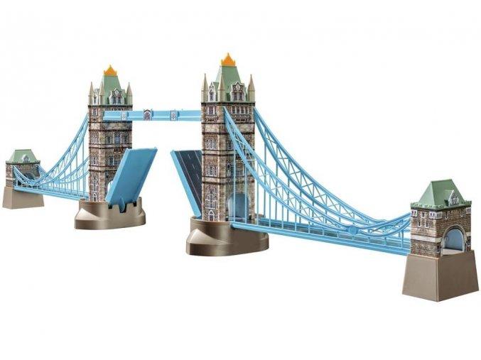 3D puzzle Tower Bridge 216 dílků Ravensburger