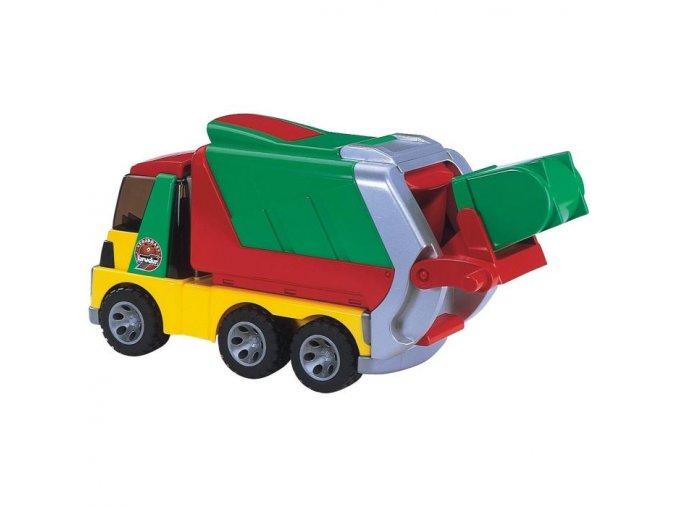 BRUDER 20002 ROADMAX Popelářské auto