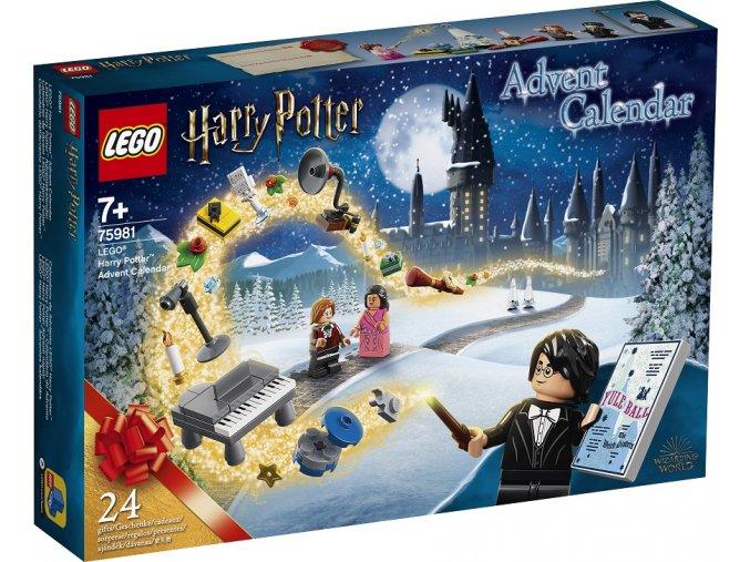 LEGO Harry Potter 75981 Adventní kalendář