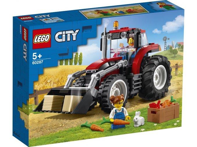 LEGO City 60287 Traktor
