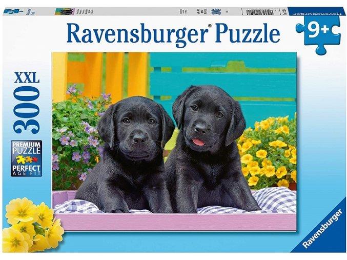 Ravensburger puzzle Roztomilá mláďata XXL 300 dílků