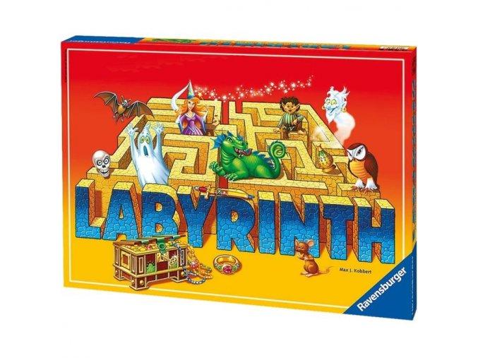 Hra Tajemnice Labyrintu, Ravensburger