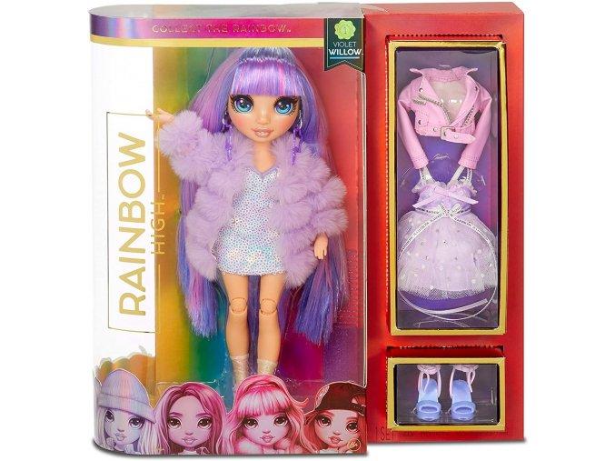 Rainbow High Fashion panenka - Violet Willow