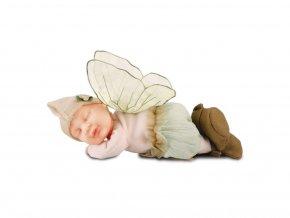 Anne Geddes panenka Spící skřítek