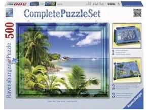 puzzle Plaz 500d Kompletni set Ravensburger 1