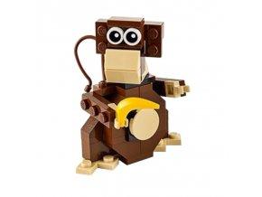 LEGO 40101 Šimpanz