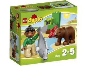 LEGO DUPLO 10576 Zoo 1