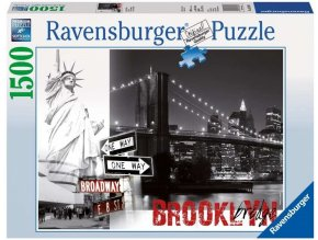 puzzle Brooklynsky most 1500d Ravensburger