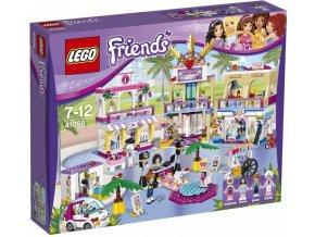 LEGO Friends 41058 Obchodni zona Heartlake 1