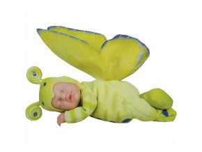 Anne Geddes panenka Motyl svetle zeleny 1
