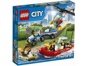 LEGO City 60086 Startovaci sada 1
