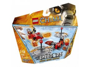 LEGO Chima 70149 Zhnouci cepele 1