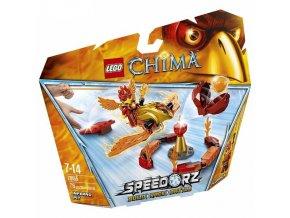 LEGO Chima 70155 Pekelna brana 1