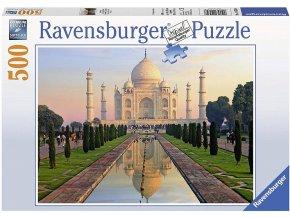 puzzle Taj Mahal 500d, Ravensburger