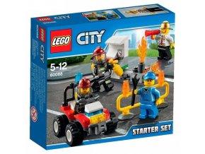 LEGO City 60088 Hasici startovaci sada 1
