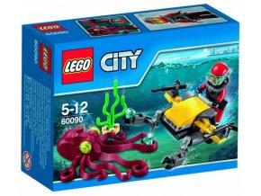 LEGO City 60090 Potapecsky hlubinny skutr 1