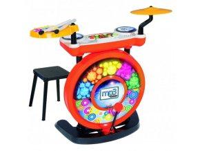 Simba Elektronicke bubny se stolickou vstup pro MP3