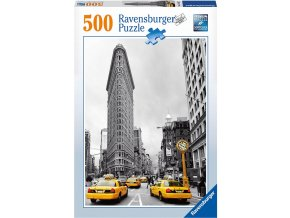 puzzle New York City 500d, Ravensburger