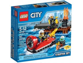 LEGO City 60106 Hasiči - Startovací sada