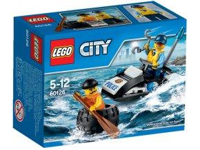 LEGO City 60126 Utek v pneumatice