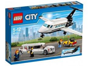 LEGO City 60102 Letiste VIP servis