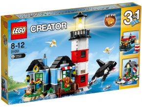 LEGO Creator 31051 Majak