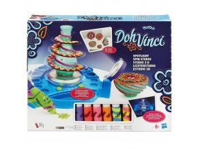Play Doh DohVinci Dekoracni studio