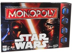 Hasbro Monopoly: Star Wars Edition