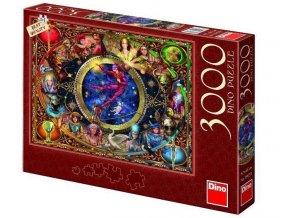 puzzle Tarot 3000D Dino0